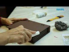 Ahşap boyamada eskitme tekniği nasıl yapılır? - YouTube