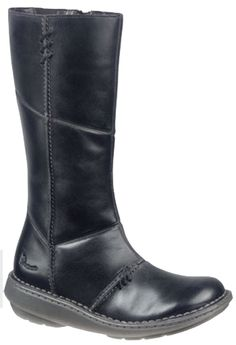 Dr Martens Wedge Mid Calf Boots in Black (UK8)