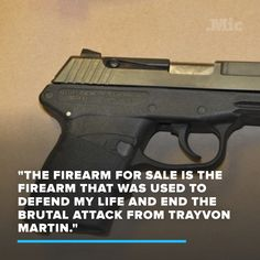 """George Zimmerman Tried to Auction Off the Gun He Used to Kill Trayvon Martin,  George Zimmerman is calling the gun a """"piece of American history."""""""