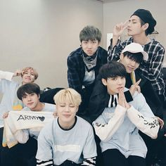 So proud that they won Top Social Artist in the BBMA~ 1st Kpop artist to be nominated and they even WON! FIGHTING BANGTAN! FIGHTING ARMY