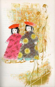 Miss Happiness and Miss Flower  Rumer Godden