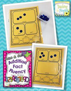 teaching addition fact fluency through multiple methods