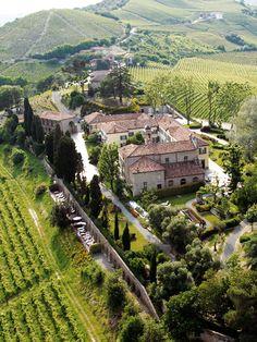 Resort in Piedmonte - truffle hunting, wellness, Michelin restaurant & wine