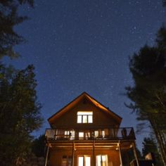 what a clear starry night  #CDNGetaway!