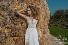 Свадебные платья Julie Vino 2015