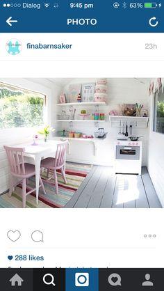 Simple & Cute kitchen!
