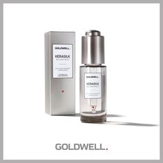 Tired of damaged split ends? Kerasilk Reconstruct Split Ends Recovery Concentrate! www.goldwell.co.uk