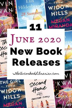Are you looking for June 2020 book releases to read? Don't miss our June reading list filled with new, upcoming, and most anticipated book releases publishing June Find bestselling authors like Kevin Kwan, Elin Hilderbrand, and Emily Giffin. Best Books To Read, I Love Books, New Books, Good Books, Book Club Books, Book Lists, Summer Reading Lists, Books For Teens, Reading Challenge