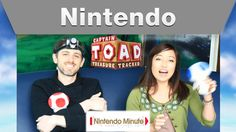 Nintendo Minute - Captain Toad: Treasure Tracker New Levels, Wii U