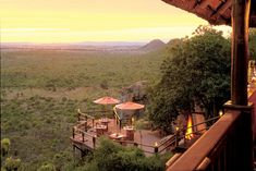Ulusaba in the heart of the Sabi Sand reserve on the border of the Kruger National Park in South Africa