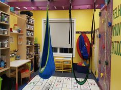 Fun Factory Sensory Gym In Home Small Space install