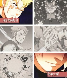 Laxus...to many feels, I can't take it