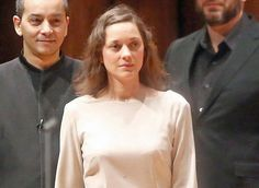 Chatter Busy: Marion Cotillard As Joan Of Arc In Monaco Musical Show