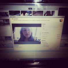 Middagje vlogs editen met een lekker kopje thee ♡#lazysunday