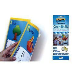 Goma Adhesiva Genstik -> http://www.masterwise.cl/productos/34-material-de-apoyo-al-profesor/184-goma-adhesiva-genstik
