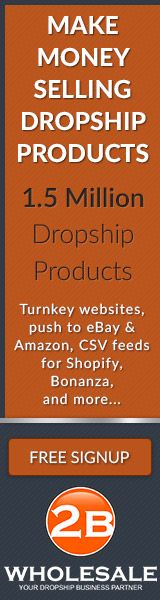 Make Money Selling DropShip Products   Ebay, Amazon, Shopify, CSV Feeds, Bonanza And More ........