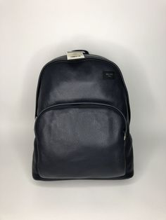 e8d6160a4769 Jack Spade Mens Pebbled Leather Bookpack Backpack Dark Navy NWT  fashion   clothing  shoes  accessories  mensaccessories  bags (ebay link)
