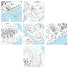 Caen Masterplan – SLETH planning and architecture