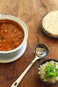 recipe: aubergine spinach curry coconut milk [36]