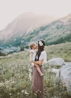 Mountainside Family Photos – Inspired By This