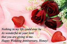 Happy Wedding Anniversary Messages