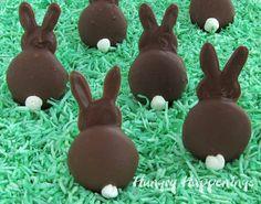 recette lapins au chocolat