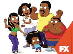 Se tem algo que não falta a esta família unida é o humor. The Cleveland Show - Nova temporada, domingo, 17 de fevereiro, à 01h15 #TheClevelandShowBR www.fxbrasil.com.br/theclevelandshow