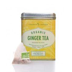 Organic Ginger Tea - With Wakaya Perfection a 100% Organic Pink Fijian Ginger