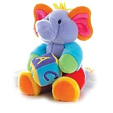 image of Aurora® ABC Musical Elephant