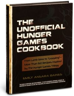 'The Unofficial Hunger Games Cookbook' is on sale at http://Amazon.com for $7.98! http://sulia.com/channel/the-hunger-games/f/2654c60e-0ce3-49b5-b566-b38b2f1be66a/?pinner=39289531