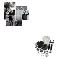 """""""- letsmeetagain"""" by jungkcck ❤ liked on Polyvore featuring Marc by Marc Jacobs, Liebeskind, H&M, Dolce&Gabbana, BOBBY and eoutfits"""