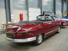 PANHARD PL17 Tigre cabriolet L8 1963