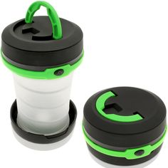 CampLights Pop-Up Flashlight Lantern - Ultralight Flashlight and Collapsible Lantern in one
