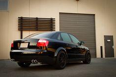 2004 Audi A4 (rear)