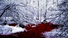 Blood and Ice is a #flashfiction piece I wrote to try my hand at horror.