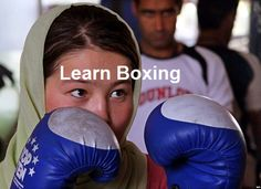 Learn boxing. #BucketList