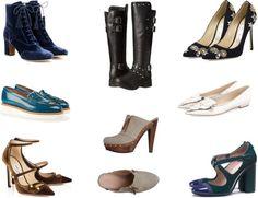 2016 Fall Shoe Trend