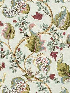 DecoratorsBest - Detail1 - Sch 2639645 - Fox Hollow - Robins Egg - Fabrics - - DecoratorsBest