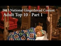 National Gingerbread Winners 2013 - Part 1