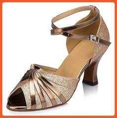 Plaza Cross, Sandales Bride Cheville Femme, Or (Gold Metallic), 36 EUClarks