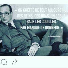 Jacques Chirac -don d'organes