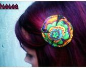"""Barrette """"Psyché"""" LycAtébas : Accessoires coiffure par lycatebas"""