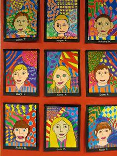 Zilker Elementary Art Class: Zilkers 2013 School-wide Student Art Show! Art Education Lessons, Art Lessons, Winter Crafts For Kids, Art For Kids, Collaborative Art, Art Lesson Plans, Art Classroom, Elementary Art, Art School