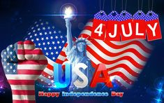 Happy Independence Day USA 2019 Quotes, Wishes, Images, Pics 4 July Usa, Happy4th Of July, Funny 4th Of July, Happy Fourth Of July, July 4th, Happy Independence Day Quotes, Happy Independence Day Images, America Independence Day, American Independence
