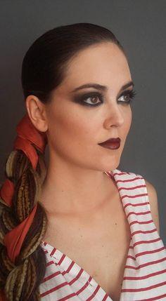 Makeup pirate ahumado maquillaje pirata