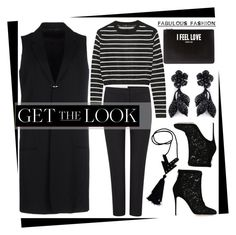 """""""Untitled #447"""" by zhris ❤ liked on Polyvore featuring moda, TIBI, Givenchy, Acne Studios, Dolce&Gabbana, Valentino, women's clothing, women's fashion, women y female"""