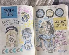 Image in Art inspo 💫 collection by Carina on We Heart It Melanie Martinez Merch, Mel Martinez, Melanie Martinez Drawings, Crybaby Melanie Martinez, Cry Baby, Fire Drill, Wreck This Journal, Journal Inspiration, Journal Ideas