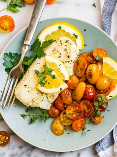 Pan Fried Cod {Simple Recipe with Butter and Lemon} – WellPlated.com