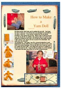 Onehunga-Cuthbert Kindergarten Story 2 Yarn Doll - New Zealand Learning Stories Boys And Girls Club, Boy Or Girl, How To Make Yams, Learning Stories Examples, Yarn Dolls, Ministry Of Education, Educational Crafts, Early Childhood Education, Curriculum