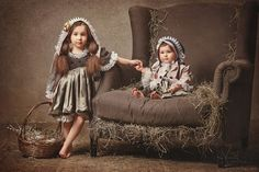 Children Photographer Karina Kiel & Portraits Of Her Heroes | Serve Me Sprinkles